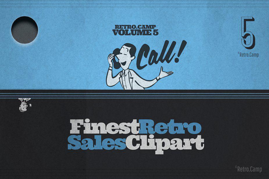 """Retro.Camp """"BUNDLE Volume 5"""""""